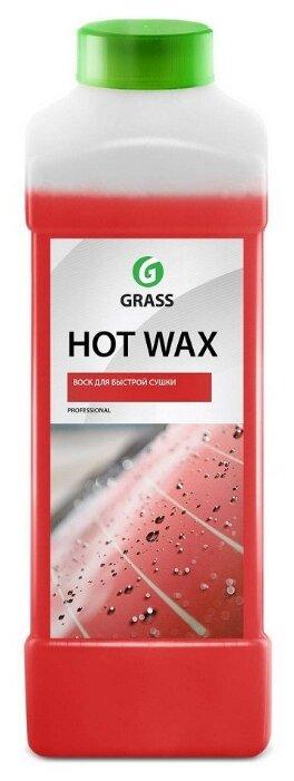 Воск для автомобиля GraSS горячий Hot Wax