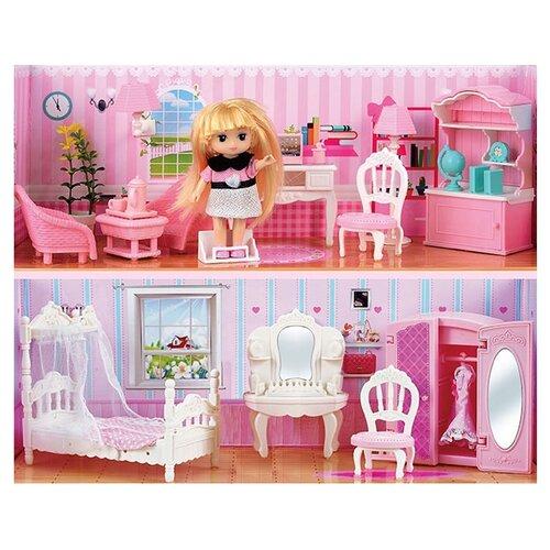 Набор Play Smart Кабинет и спальня, VC010A мастеровой с сост эргономика квартиры ч 2 спальня кабинет гардеробная