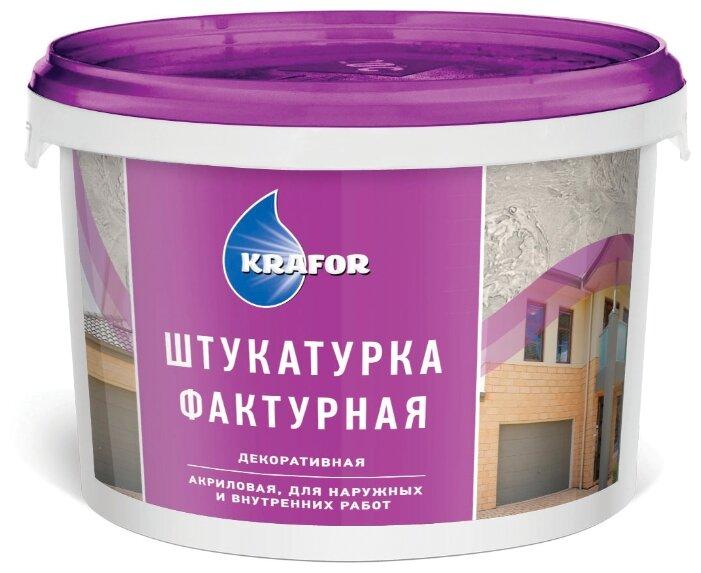 Декоративное покрытие Krafor Фактурная