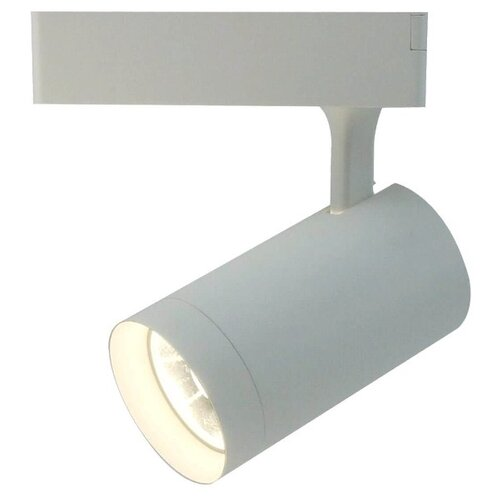 Трековый светильник-спот Arte Lamp Soffitto A1720PL-1WH