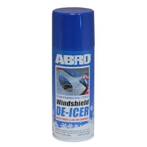 Очиститель для автостёкол ABRO WD-400, 0.4 л