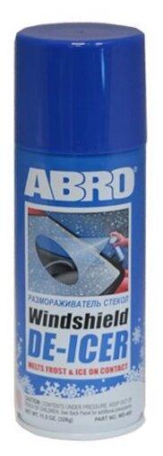Очиститель для автостёкол ABRO WD 400,