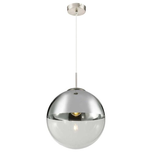 Фото - Светильник подвесной Toplight Glass, TL1203H-11CH, 40W, E27 светильник toplight glass tl1203h 11ch e27 40 вт