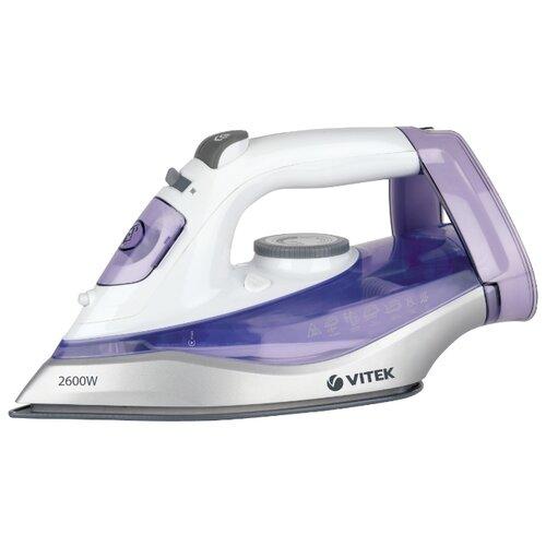 Фото - Утюг VITEK VT-8314 фиолетовый/белый утюг vitek vt 8308 vt 2200вт фиолетовый [8308 vt 01]
