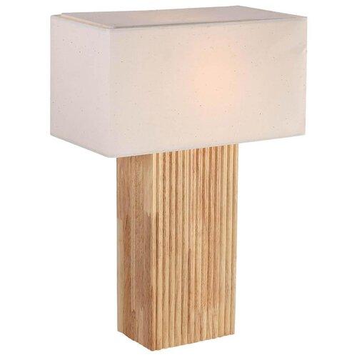 Фото - Настольная лампа Lucia Tucci Natura T191.1, 60 Вт настольная лампа lucia tucci harrods t942 1 60 вт