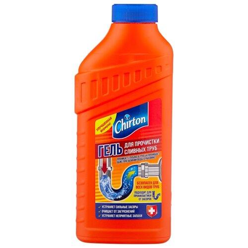 Chirton гель для прочистки труб, 0.5 л pro brite гель для прочистки труб scupper 015 0 75 л