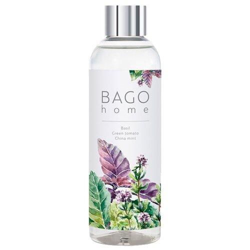 BAGO home наполнитель для диффузора Мята и базилик, 100 мл 1 шт.