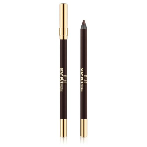 Milani Карандаш для глаз Stay Put Waterproof Eyeliner Pencil, оттенок 03 hooked on espresso max factor карандаш для глаз kohl pencil оттенок 060 ice blue