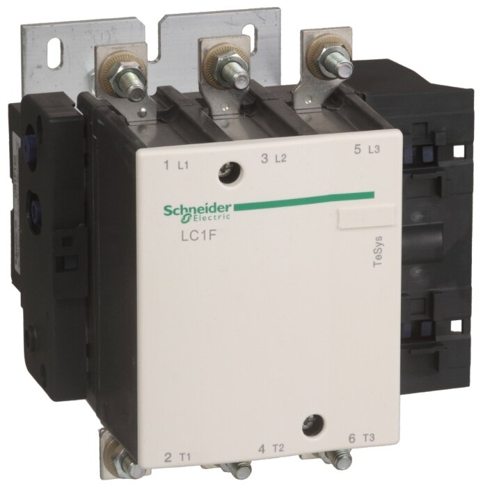 Магнитный пускатель/контактор перемен. тока (ac) Schneider Electric LC1F185