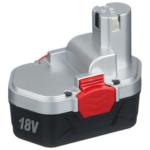 Аккумулятор Hammer AB182 Ni-Cd 18 В 1.2 А·ч аккумулятор для hammer premium ni cd acd144 acd144c
