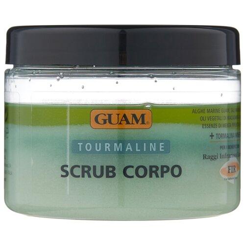 Guam Скраб для тела Tourmaline 600 г guam косметика купить