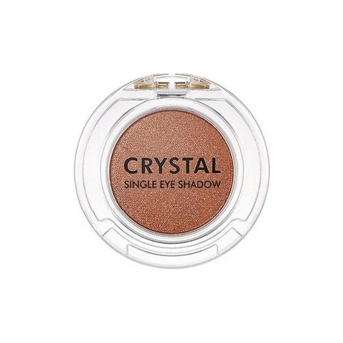 TONY MOLY Тени для век Crystal Single Eye Shadow S10 sun burn brown bobbi brown eye shadow тени для век banana