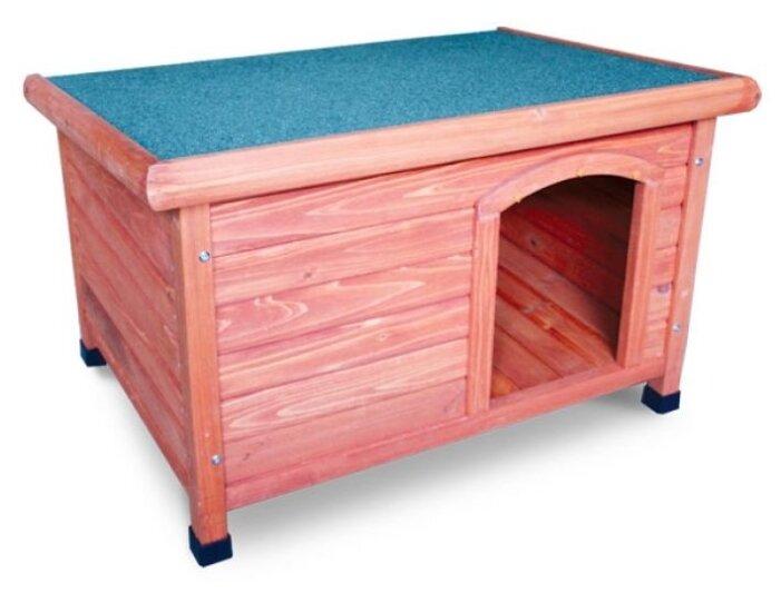 Будка для собак Triol DHW1018M 103.7х66х77 см