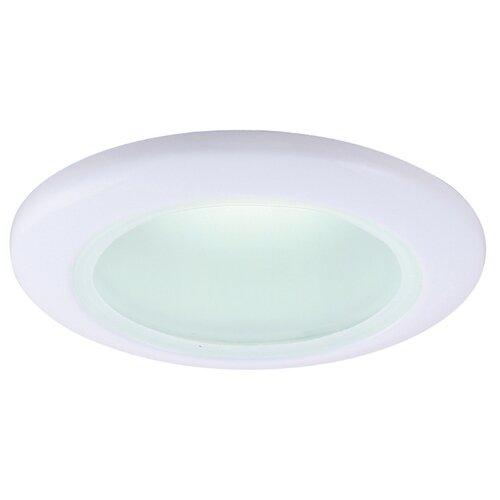 Встраиваемый светильник Arte Lamp A2024PL-1WH arte lamp встраиваемый светильник aqua a2024pl 1wh