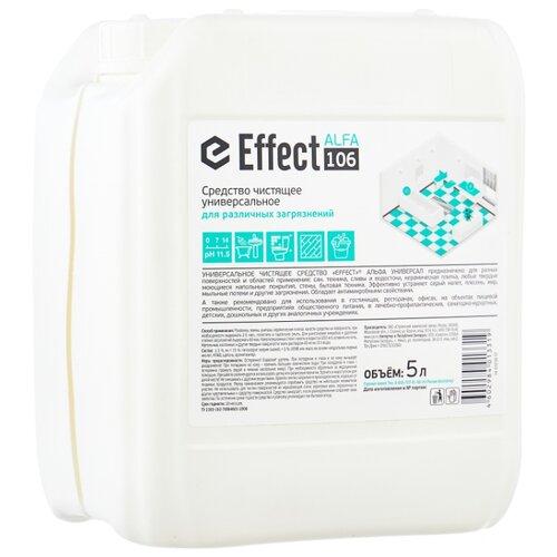 Effect гель универсальный Альфа 106 5 л effect sport дсб т45 бп45