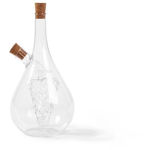 Fissman Бутылочка для масла и уксуса 50/500мл прозрачный