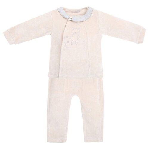 Комплект одежды RBC размер 74, бежевый костюм rbc rbc mp002xb00cot