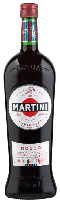 Вермут Martini Rosso, 1 л