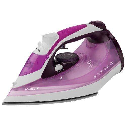 Утюг Scarlett SC-SI30K53 фиолетовый/белый утюг scarlett sc 135s