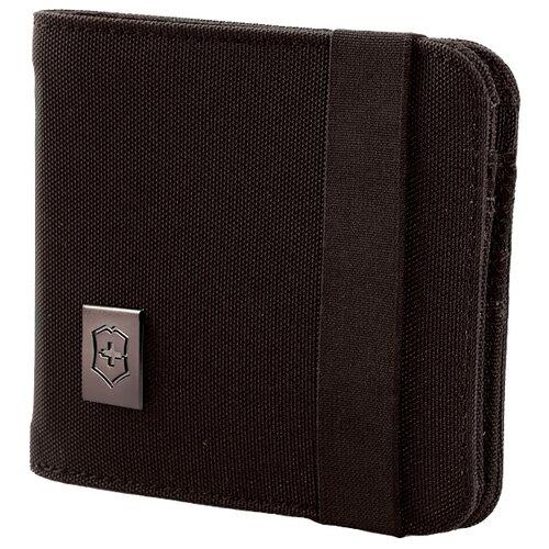 Кошелек VICTORINOX Bi-Fold Wallet, нейлон черный