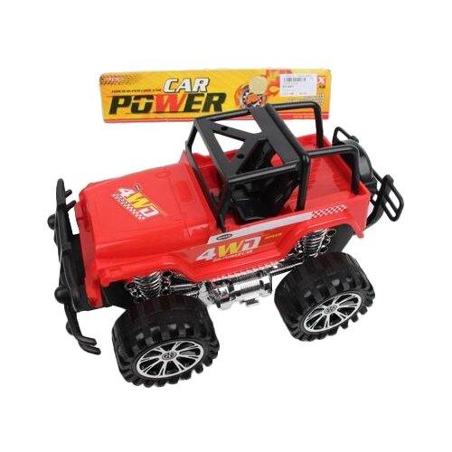 Купить Внедорожник China Bright Pacific 1721571 красный, Машинки и техника