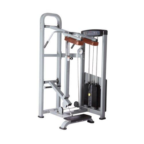 Тренажер со встроенными весами Bronze Gym D-017 коричневый/серый голень машина bronze gym mv 017 c