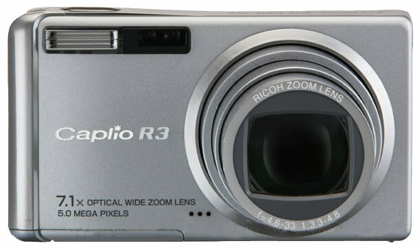 Фотоаппарат Ricoh Caplio R3