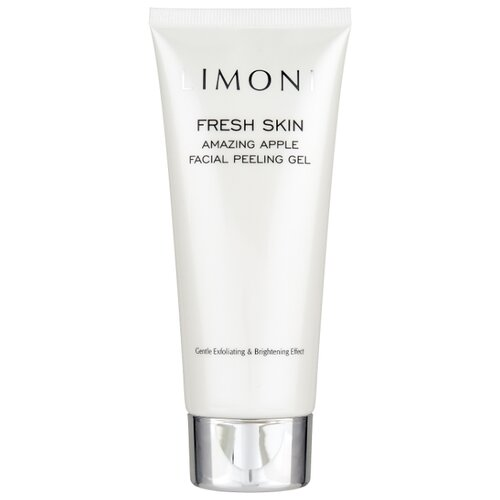 Limoni пилинг-гель для лица Fresh skin Amazing apple facial peeling gel 100 мл пилинг skin tech цена