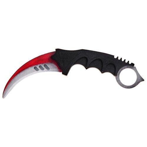 Купить Нож-керамбит Maskbro Автотроника из Counter-Strike деревянный (13-121), Игрушечное оружие и бластеры