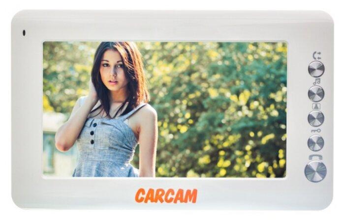 Домофон (переговорное устройство) CARCAM DW-702 белый (домофон)