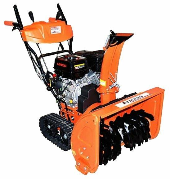 Снегоуборщик бензиновый ARMADA SB1170 Pro самоходный