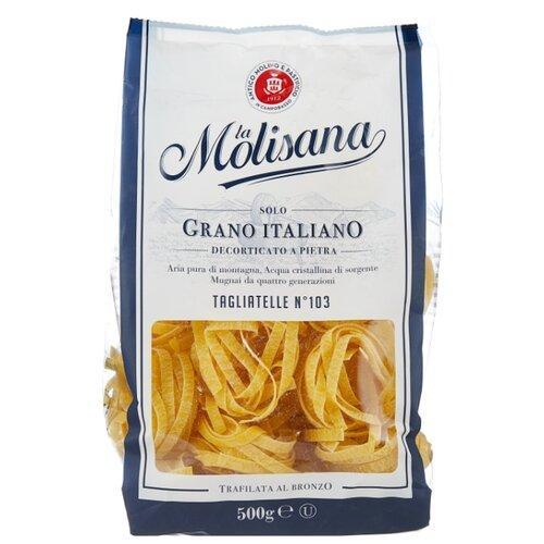 Фото - La Molisana Spa Лапша Tagliatelle № 103, 500 г la molisana spa макароны spaghettoni 14 500 г