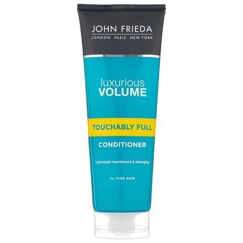 John Frieda кондиционер для волос Luxurious Volume Touchably Full, 250 мл набор john frieda luxurious volume