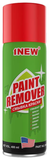 Очиститель 1 New Смывка краски