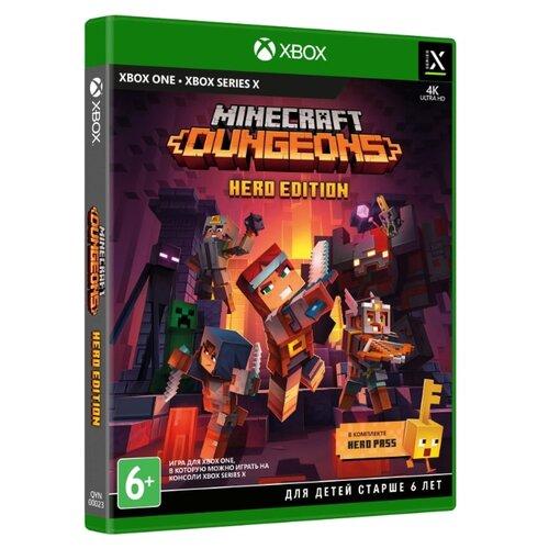 Minecraft Dungeons для Xbox One. (QYN-00023)