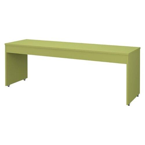 Письменный стол Polini kids City Urban, 205х60 см, цвет: зеленый