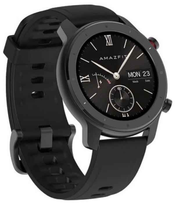 Умные часы Amazfit GTR Lite 47мм, black фото 1
