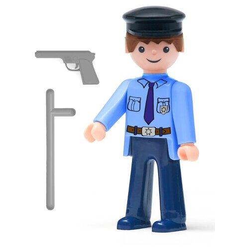 Фигурка Efko Полицейский с аксессуарами 30213EF-CH efko игровая фигурка efko пожарный 8 см с аксессуарами