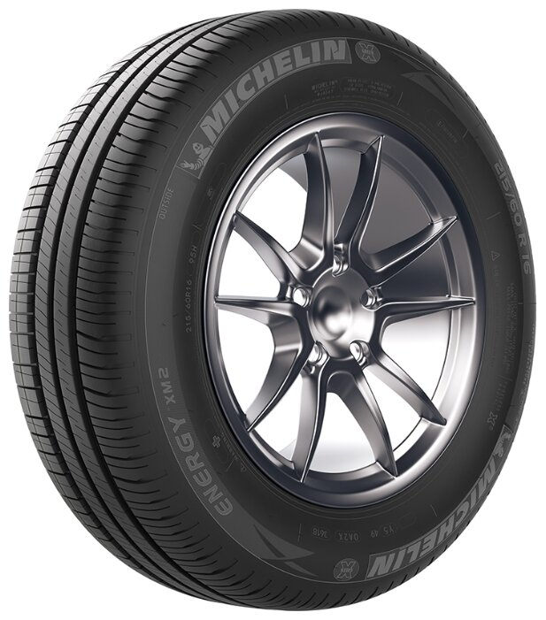 Автомобильная шина MICHELIN Energy XM2+ 195/60 R15 88V летняя — купить по выгодной цене на Яндекс.Маркете