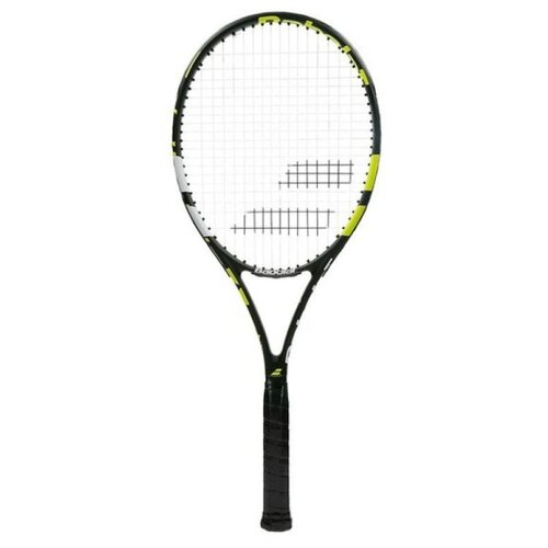 Ракетка для большого теннисаBabolat Evoke 102 27'' 3 черный/желтый/белый