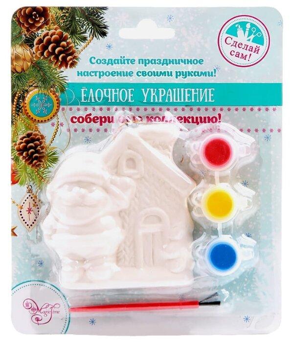Феникс Present Новогоднее подвесное украшение Домик