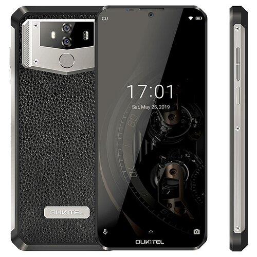 Купить Смартфон OUKITEL K12 черный