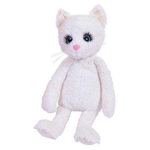 Мягкая игрушка ABtoys Реснички Кошечка 20 см ABtoys   фото