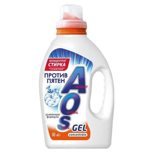 Гель AOS Против пятен, 1.3 л, бутылка