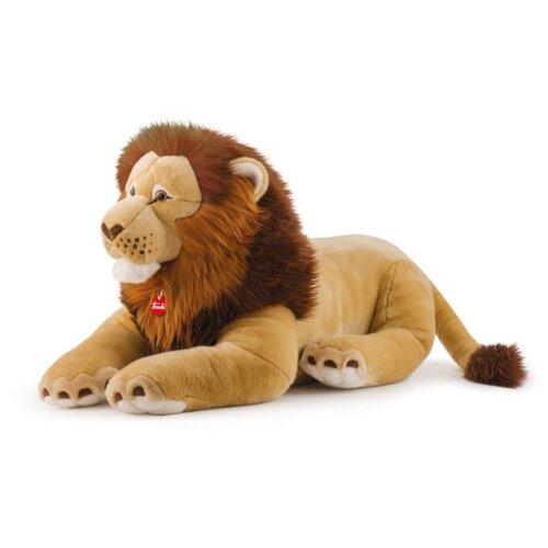 Фото - Мягкая игрушка лев Нарцис, 100 см мягкие игрушки trudi лев нарцис 27 см