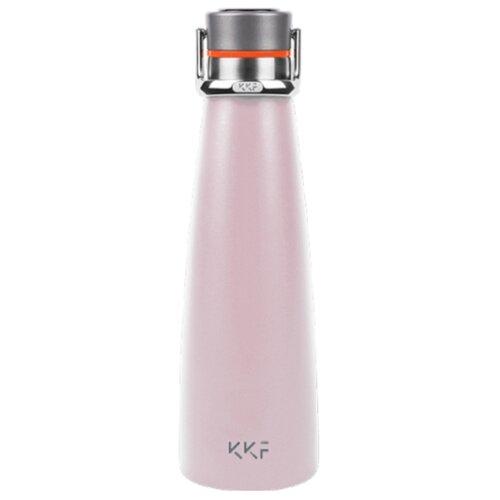 Термос Xiaomi KKF Smart Vacuum Bottle с OLED-дисплеем 475мл Розовый