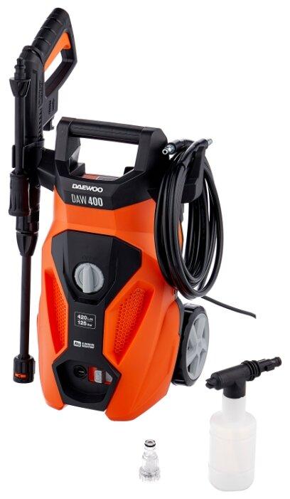 Мойка высокого давления Daewoo Power Products DAW-400 1.55 кВт