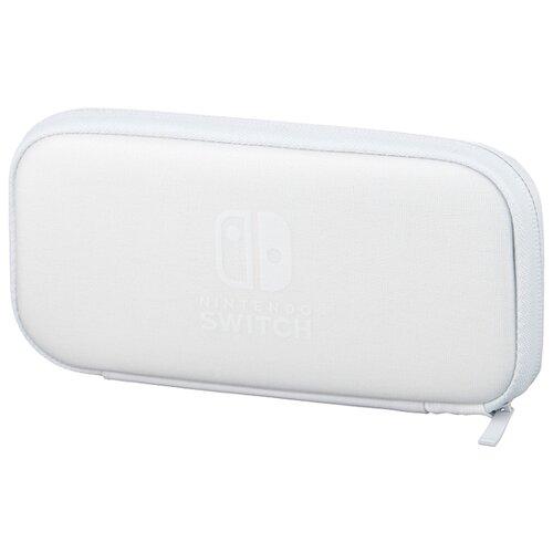 Nintendo Switch Lite чехол и защитная пленка белый пленка