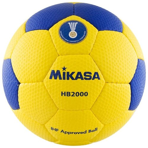 Мяч для гандбола Mikasa HB 2000 желтый/синий