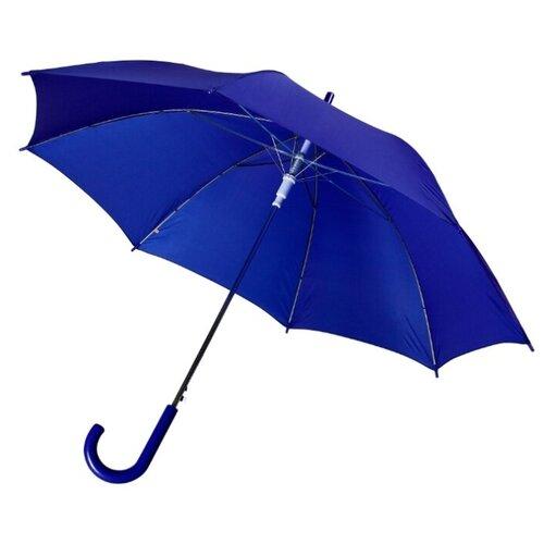 Фото - Зонт-трость полуавтомат Unit Promo (1233) синий зонт трость полуавтомат три слона 1100 бордовый